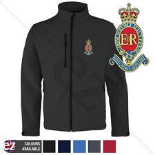 3 RHA - Royal Horse Artillery - Softshell Jacket - Personalised text available