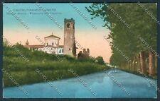 Treviso Castelfranco Veneto cartolina ZA2779 SZI