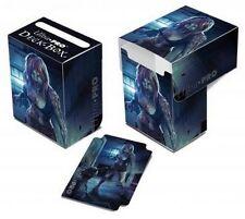 ULTRA PRO Deck Box Porta Mazzo Dead Wake MAGIC, YU-GI-OH!; CHOOSE YR. MODEL!