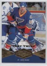 2004 Upper Deck Legendary Signatures #33 Tony Twist St. Louis Blues Hockey Card