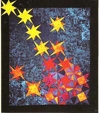 Starburst quilt pattern Ruth Powers Innovations