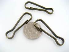metal clasps hook purse bag key Clasps bag key ring craft accessories keyfob
