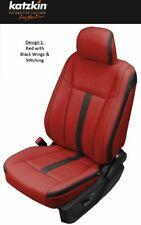 NEW 2015-2019 Ford F150 XLT SuperCrew or SuperCab Katzkin Custom Leather U Pick
