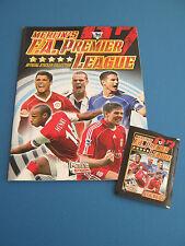 Merlin Premier League 2007 en blanco del álbum + embalaje orig. bolsa