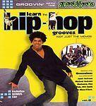 Learn the Hip Hop Grooves - Vol. 3 (DVD, 2006, 2-Disc DVD + Bonus CD) Breakdance