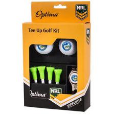 NRL Tee Up Golf Kit - Pick Your Team -