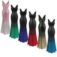 Angel-fashions V Neck Glitter Sequin Gatsby 20s Flapper Party Dress 382