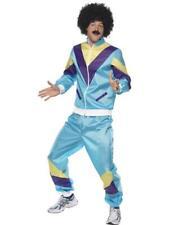 Mens 1980's Fancy Dress Shell Suit 'scouser' Costume