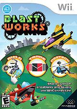 Blast Works: Build, Trade, Destroy (Nintendo Wii, 2008)
