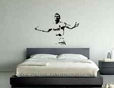 Cristiano Ronaldo Jugador De Fútbol Para Niños Dormitorio Pared Arte Adhesivo De Imagen