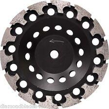 Diamond Cup Wheel Turbo Segmented T-Seg Grinding Surface Prep | Concrete grinder