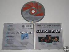 GENESIS/TURN IT ON AGAIN (VERTIGO 848 854-2) CD ALBUM