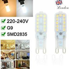 2-10pcs G9 8W 22 LED Bulbs Dimmable Capsule Light Replace AC220-240V CE RoHS FCC