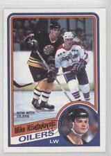 1984-85 O-Pee-Chee #248 Mike Krushelnyski Edmonton Oilers Hockey Card