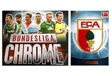 Bundesliga Chrome - FC AUGSBURG - Topps 2013/14 13 14  -  auswählen