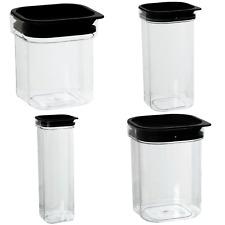 Behälter für lose Produkte Plast Team Hamburg 0.6L, 1.6L, 1.7l, und 2.5L