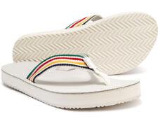 Teva ~ Deckers Hudson's Bay™ Blanket Women's Flip-Flop Sandals $55 NWT