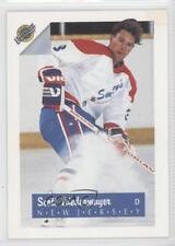 1991-92 Ultimate French #3 Scott Niedermayer New Jersey Devils Hockey Card