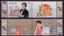 2010 Europa CEPT - Nagorno Karabakh - set 2v + labels from souvenir sheet