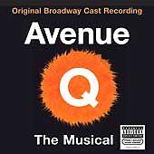 Avenue Q Original Broadway Cast CD RCA Victor SEALED Tony Winner musical