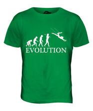 Flying Trapecio EVOLUTION para hombres Camiseta Camiseta Top giftcircus Bar