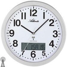 analoge runde moderne wanduhren mit datum kalender g nstig kaufen ebay. Black Bedroom Furniture Sets. Home Design Ideas