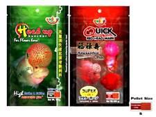 Okiko High Quality Fish Food For Cichlid  Flowerhorn  100g