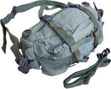 Army Combat Travel Utility Waist Shoulder Bum Bag Money Belt US British New