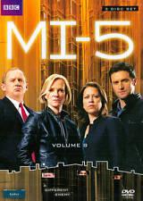 MI-5, Vol. 8 (DVD, 2011, 3-Disc Set) Volume 8 BBC LIKE NEW!
