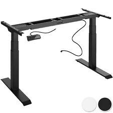 Tischgestell Schreibtischrahmen Schreibtisch Gestell elektrisch höhenverstellbar