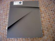 BMW Z4 2.5i 3.0i ROADSTER PRESTIGE SALES BROCHURE 2005 USA EDITION