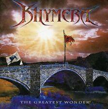 KHYMERA - THE GREATEST WONDER NEW CD
