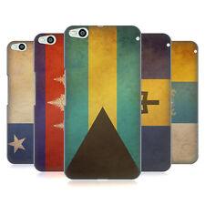 HEAD CASE DESIGNS VINTAGE FLAGS SET 3 HARD BACK CASE FOR HTC ONE X9