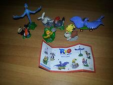 Rio 1 Einzelfiguren mit BPZ