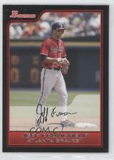 2006 Bowman #125 Jeff Francoeur Atlanta Braves Baseball Card