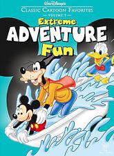 Walt Disneys Classic Cartoon Favorites - Volume 7: Extreme Adventure Fun ( DVD )