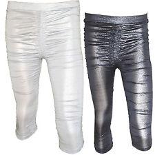 Leggings donna leggins pantaloni pantacollant fuseaux skinny sexy metallizzato