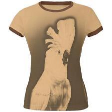 Cocky Cockatoo Juniors Soft Ringer T Shirt
