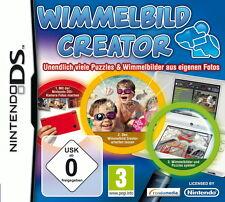 '' Wimmelbild Creator DS Spiel NEU OVP