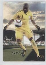2012 Futera World Football Unique Ruby #P004 Vincent Enyeama Soccer Card