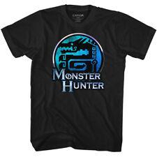 MONSTER HUNTER Capcom T-Shirt Adult Video Game MH GAMING Sizes SM - 5XL