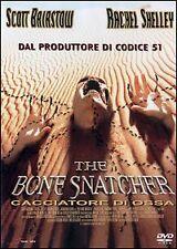 09208 - The Bone Snatcher. Cacciatore di ossa (2003) DVD