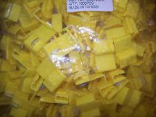 12-10 Gauge Yellow Quick Lock Splice Connector  X 1000