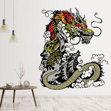 Chinese draak Monster Muursticker WS-41237