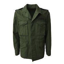 ASPESI chaqueta de hombre verde modelo CG17 E794 M43 100 % algodón