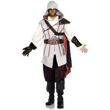 Assassins Creed Costume Adult Ezio Halloween Fancy Dress