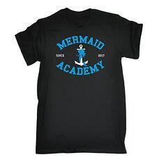 SIRENA Academy University College Carino Divertente T-Shirt. Regalo Compleanno Scherzo