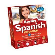 Novatel Berlitz Spanish Premier for Pc, Mac