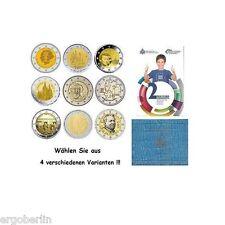 2 monedas conmemorativas de euro/monedas especiales todos 2012 completo con/sin san marino/vaticano