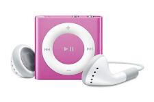 Apple iPod shuffle 4th Generation (Late 2010) Pink (2GB)